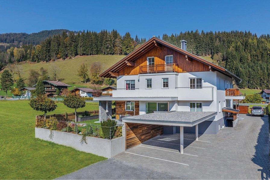 Apartment in Austria, Feuersang
