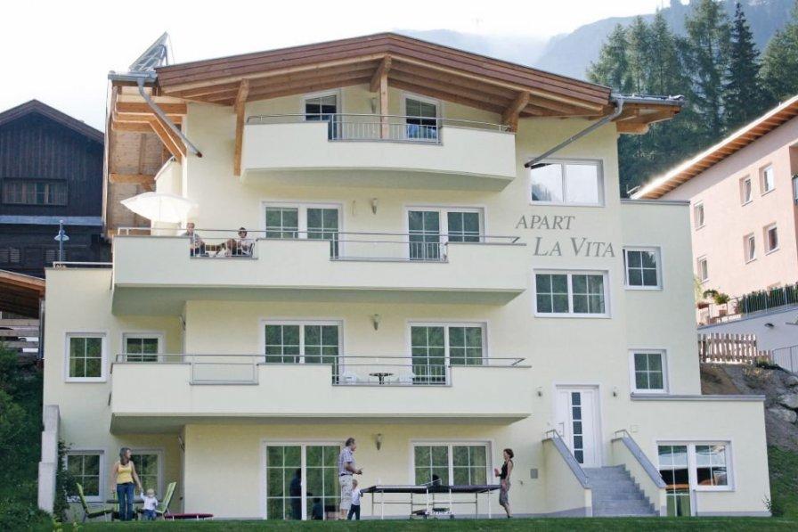 Studio apartment in Austria, St. Anton am Arlberg