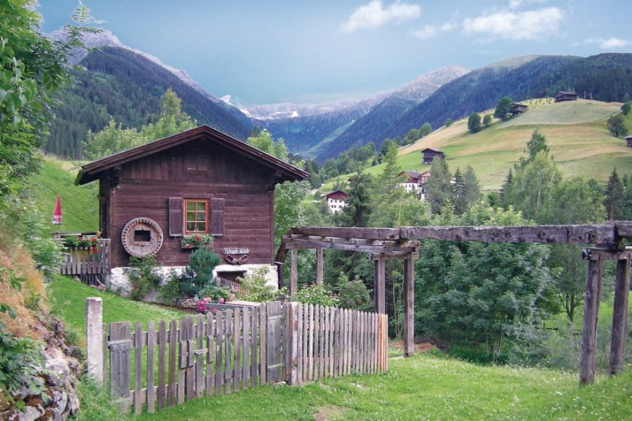 Chalet in Austria, Luggau