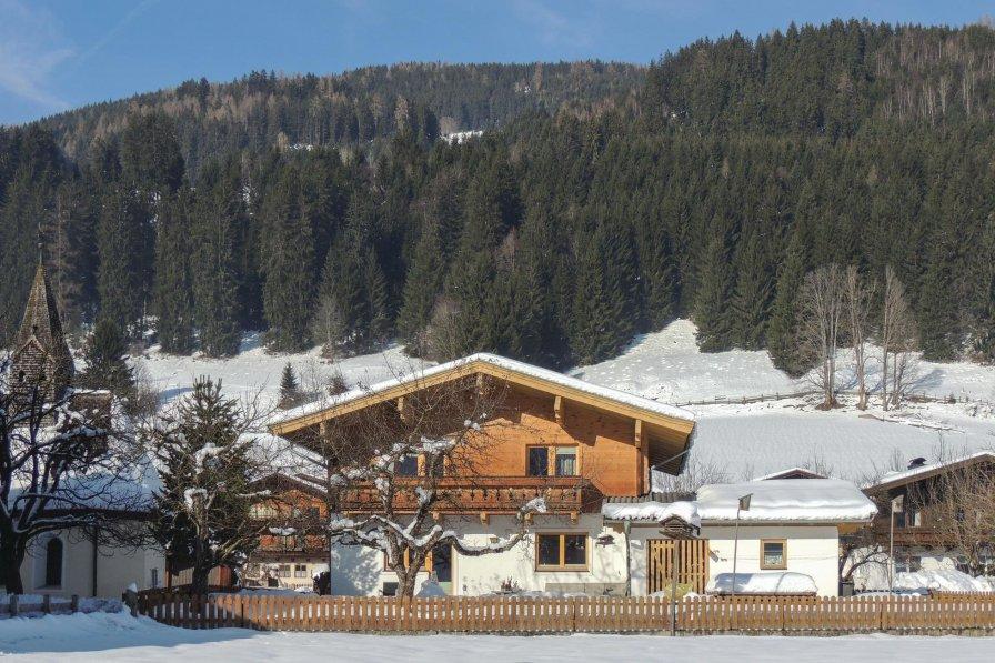 Apartment in Austria, Mühlbach (Bramberg am Wildkogel)