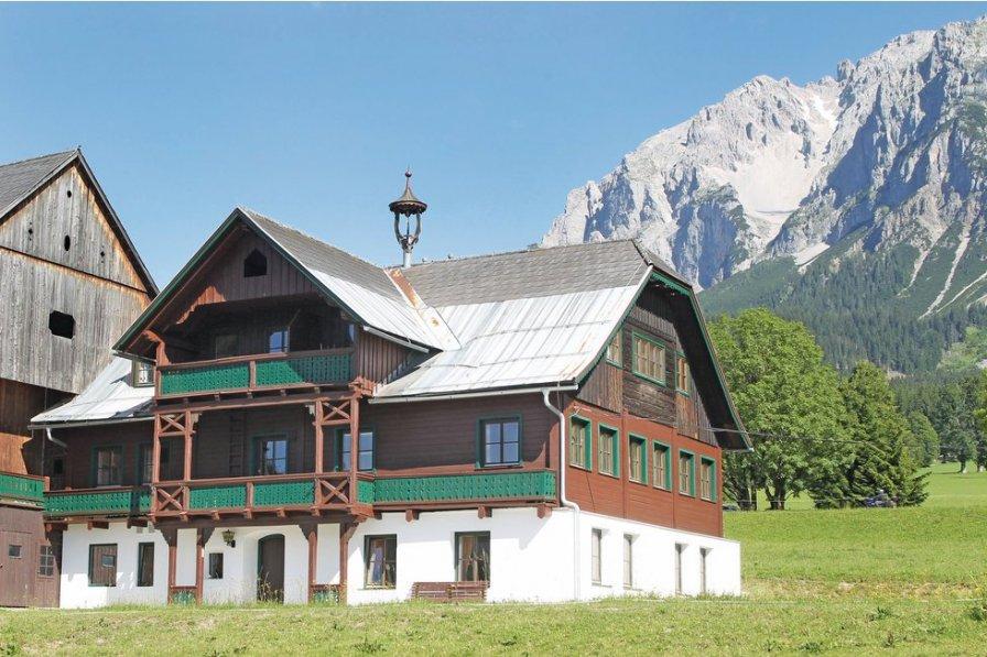 Apartment in Austria, Ramsau