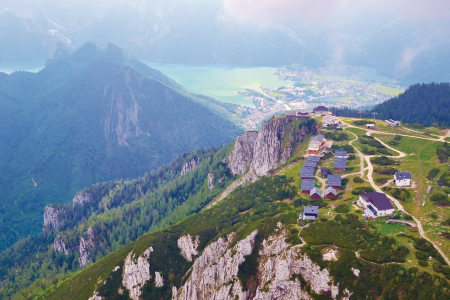 Chalet in Austria, Oberlangbath