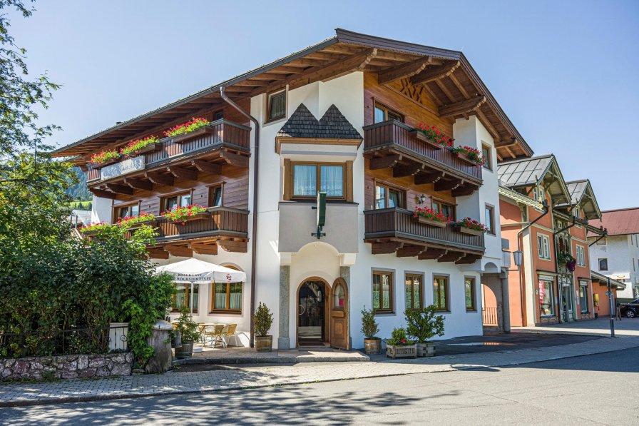 Studio apartment in Austria, Kirchberg in Tirol