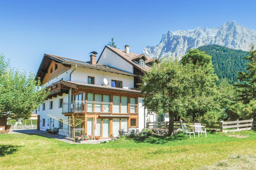 Apartment in Austria, Ehrwald