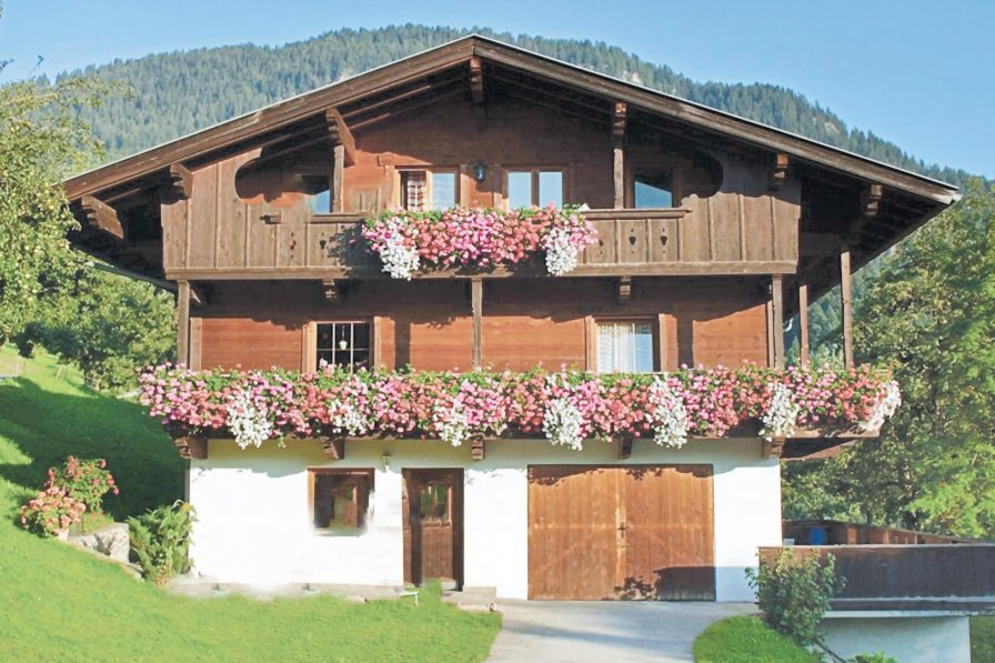 Apartment in Austria, Scheffach