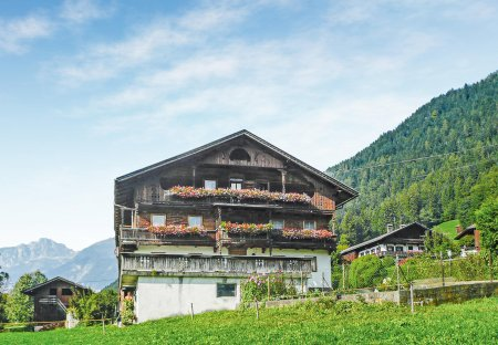 Apartment in Bruck am Ziller, Austria