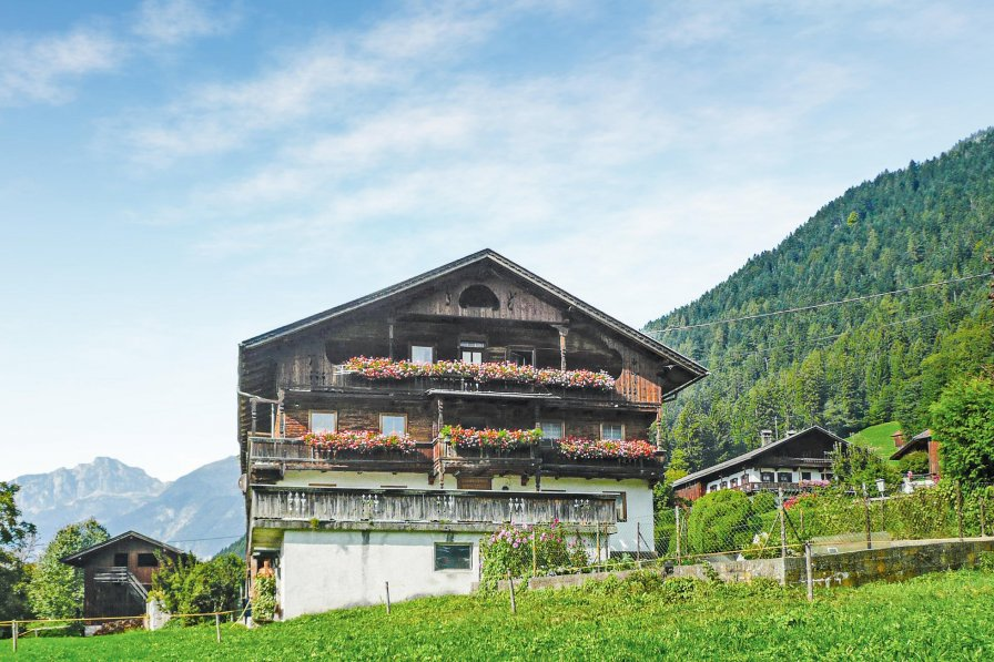Apartment in Austria, Bruck am Ziller