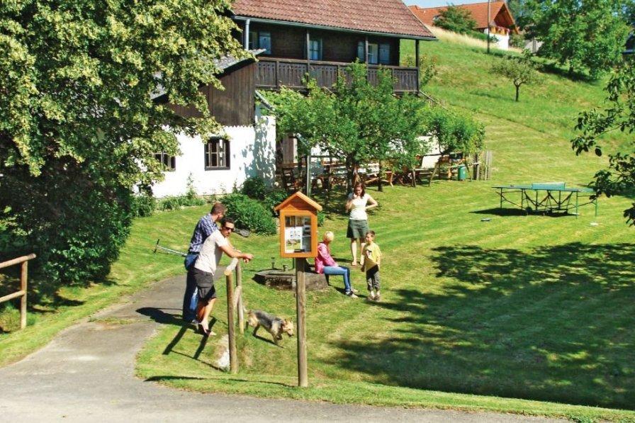 Gleichenberg Dorf chalet to rent