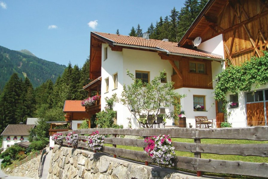 Apartment in Austria, Pitztal