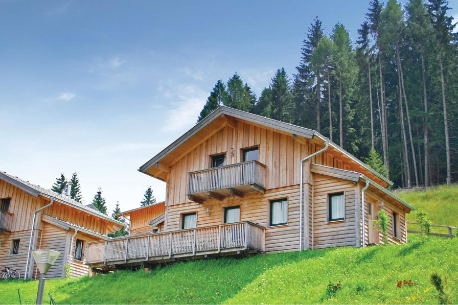 Chalet rental in Annaberg with shared pool