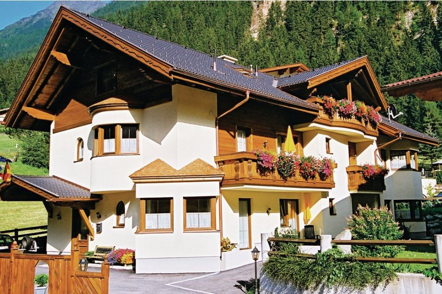 Holiday apartment in Neustift