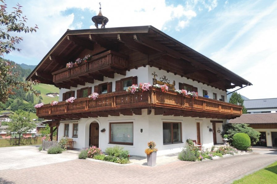 Apartment rental in Großarl