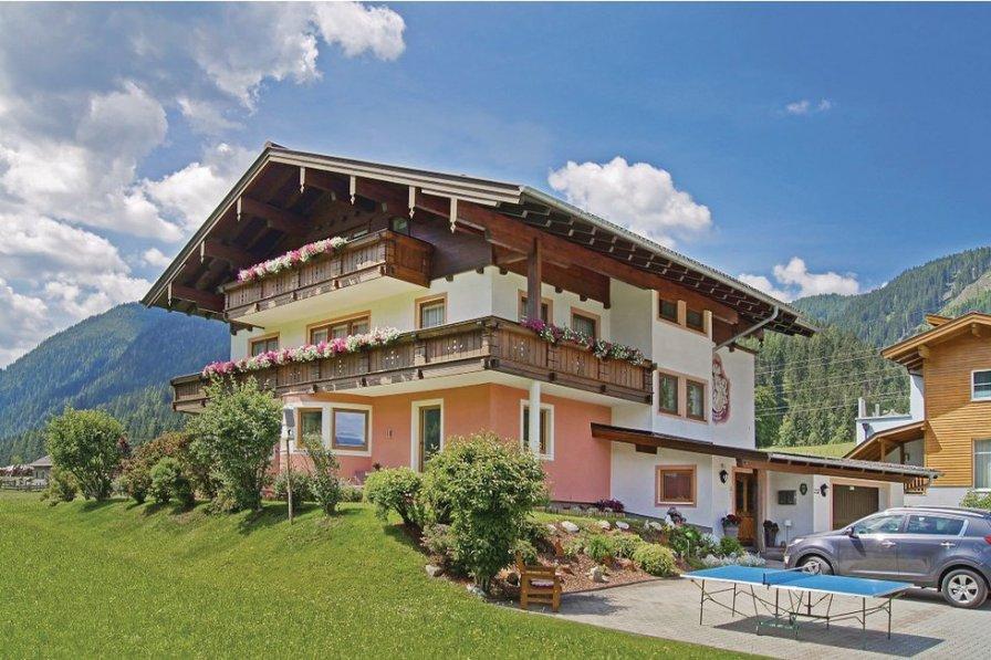 Apartment rental in Flachau