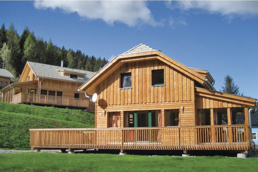 Chalet in Austria, Stadl