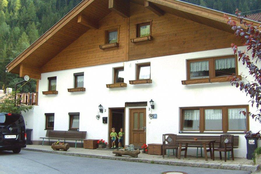 Chalet in Austria, Pitztal