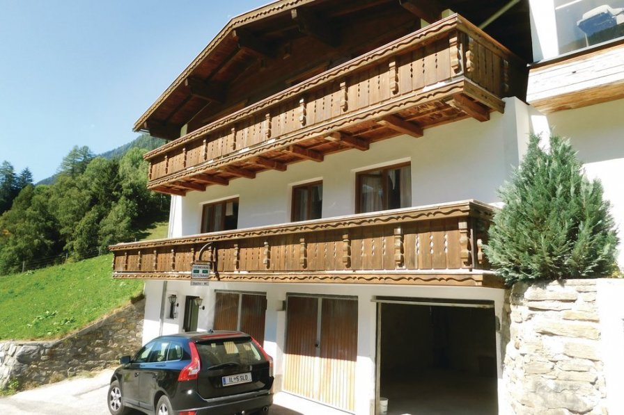 Kappl holiday chalet rental