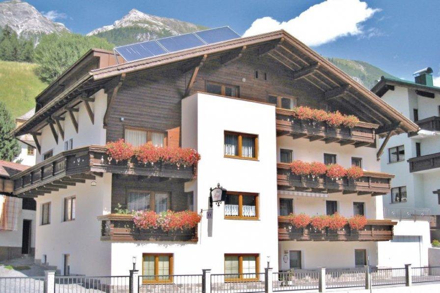 Apartment in Austria, Pettneu am Arlberg