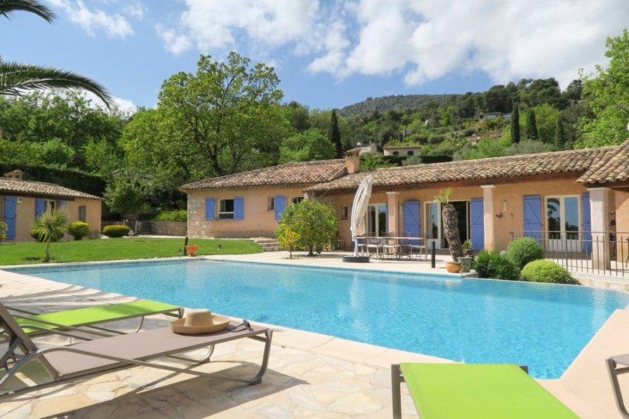 Villa Le Palmier