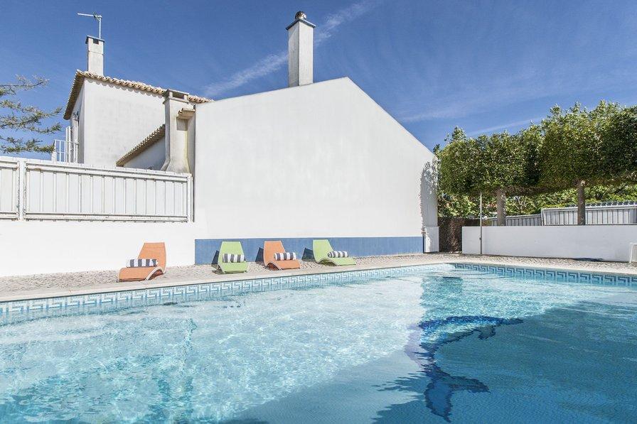 Villa To Rent In Fornos Sesimbra Lisbon Metropolitan