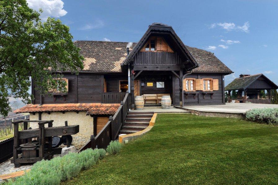 Villa in Croatia, Pavlovčani