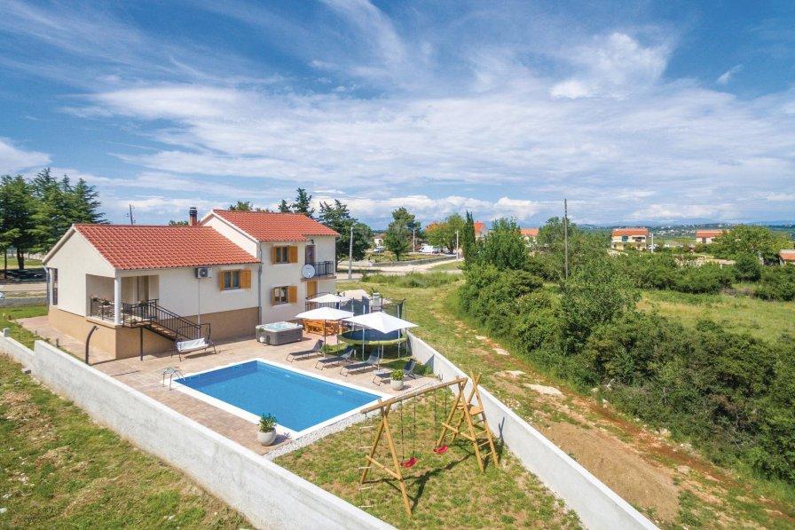 Villa in Croatia, Sikovo