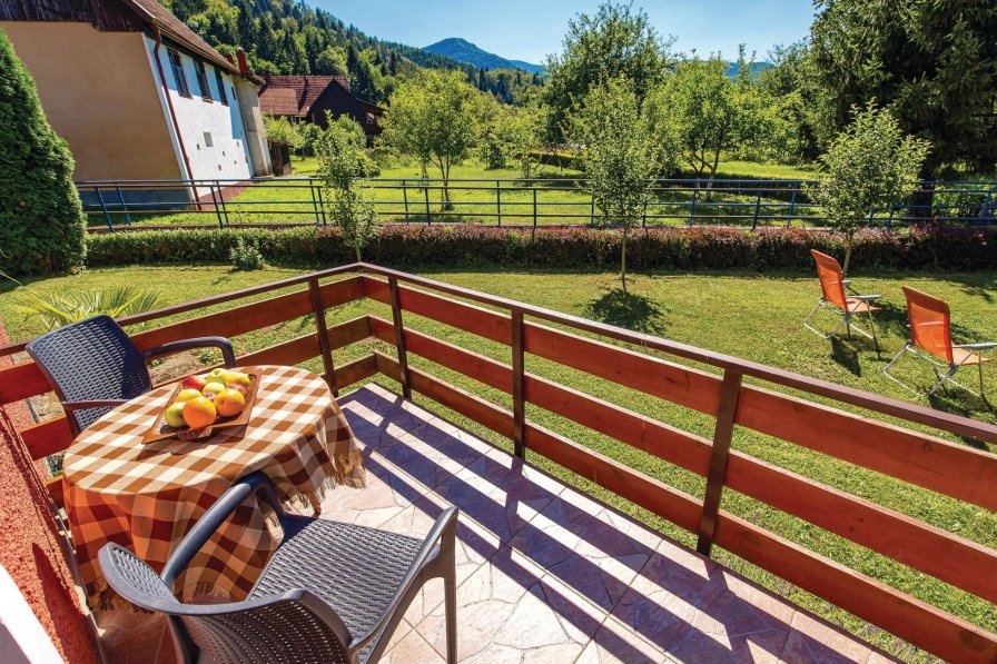 Villa in Croatia, Golik