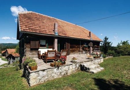 Villa in Tomašnica, Croatia
