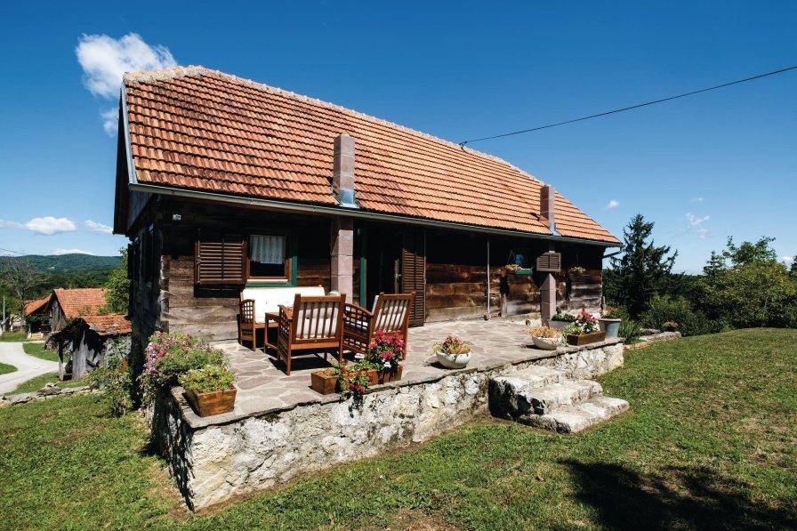 Villa in Croatia, Tomašnica