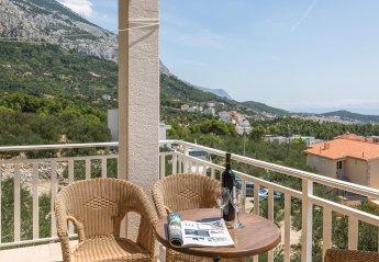 5 bedroom Apartment for rent in Makarska