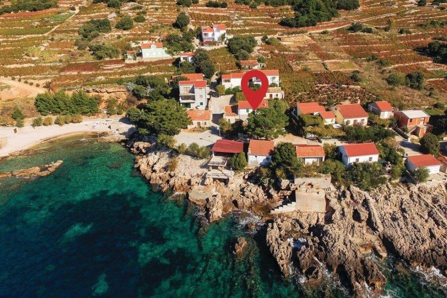 Villa in Croatia, Potomje