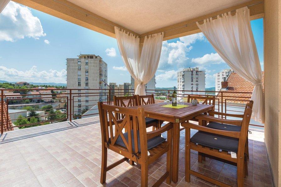 Apartment in Croatia, Šibenik