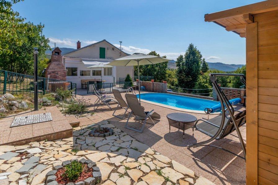 Villa in Croatia, Bater