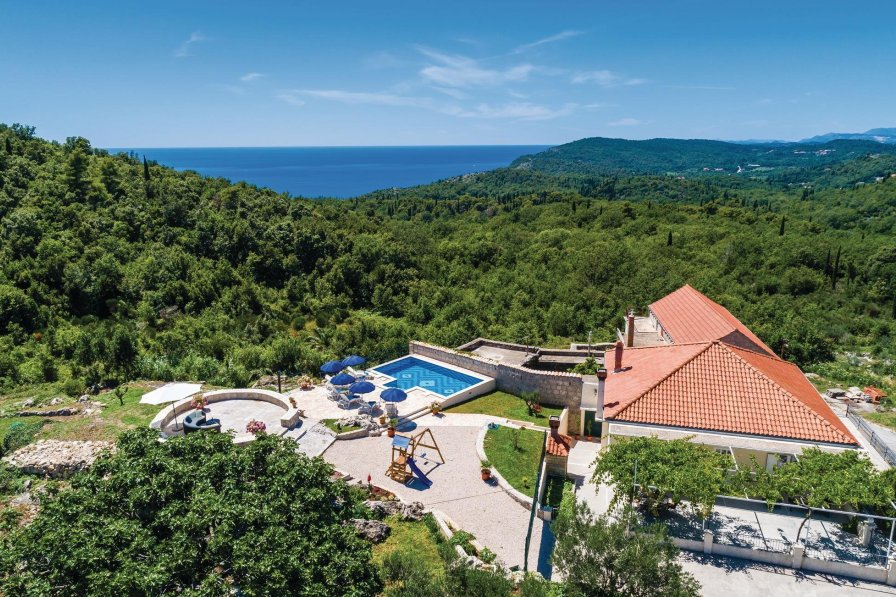 Villa in Croatia, Radovčići