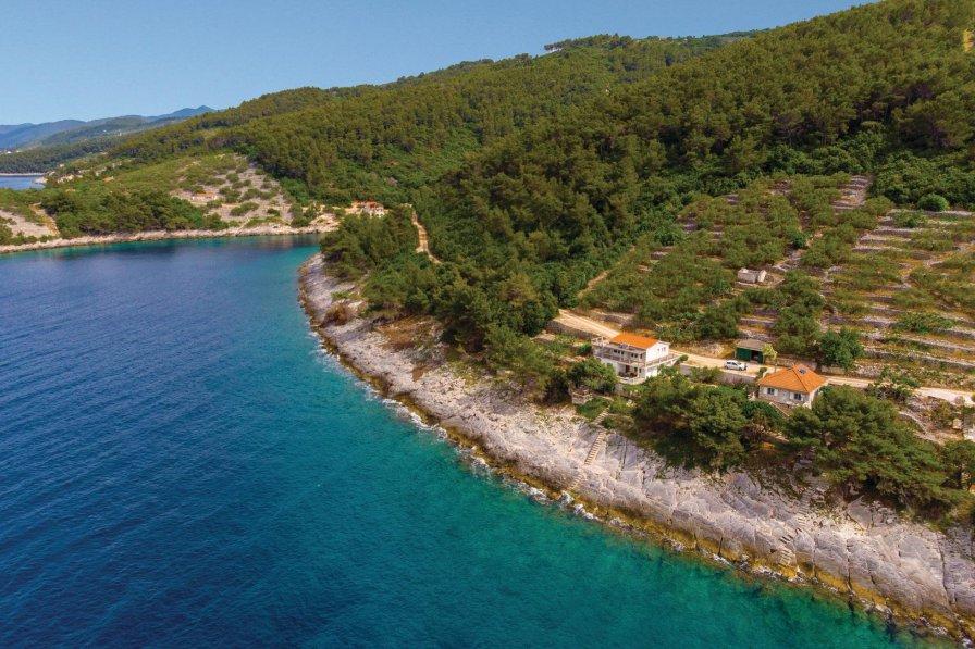 Villa in Croatia, Blato