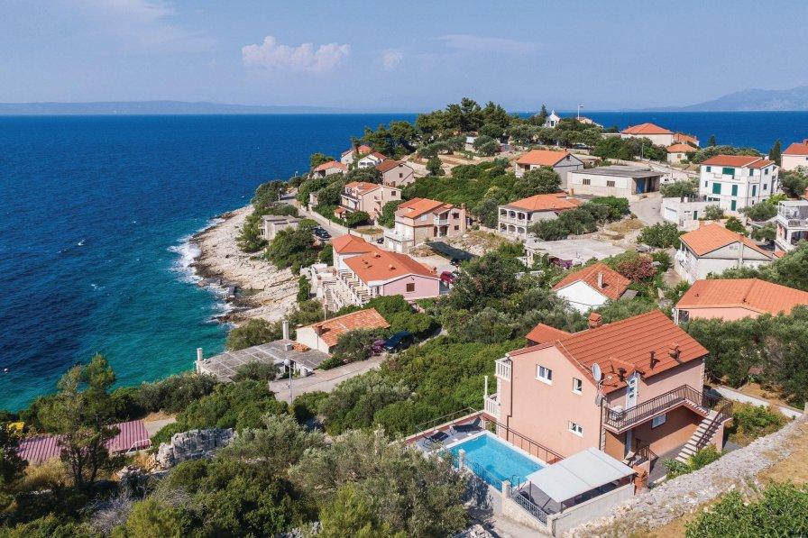 Villa in Croatia, Prigradica