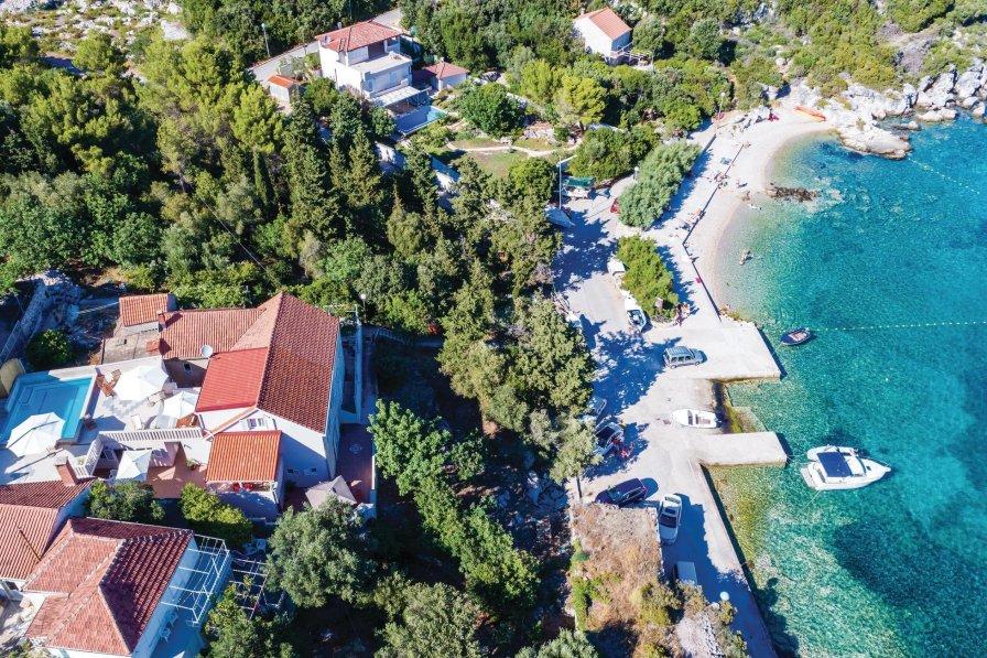 Villa in Croatia, Suđurađ