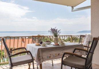 3 bedroom Apartment for rent in Makarska