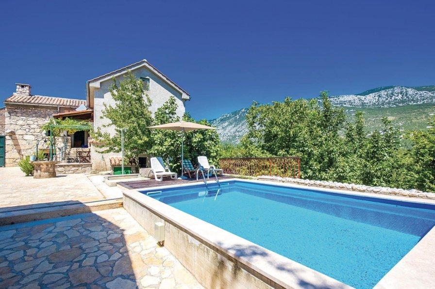 Villa in Croatia, Tribalj
