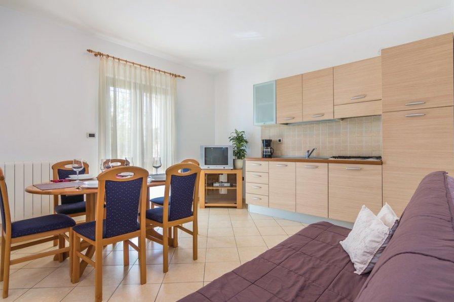 Apartment in Croatia, Varvari