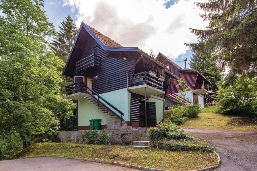 Villa in Croatia, Hajdine