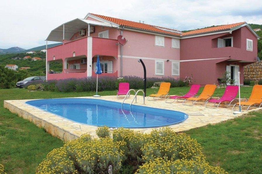 Apartment in Croatia, Klenovica: