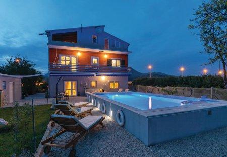 Villa in Opuzen, Croatia
