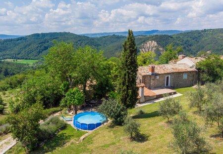 Villa in Zankovci, Croatia