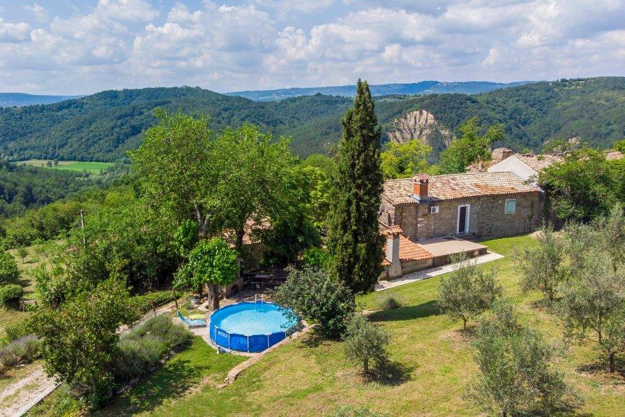 Villa in Croatia, Zankovci