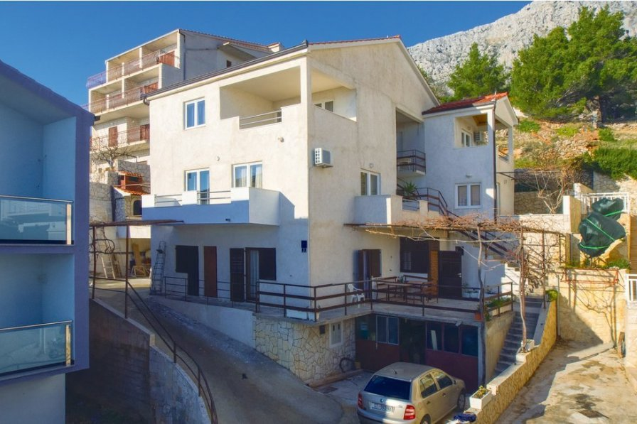 Apartment in Croatia, Lokva Rogoznica: OLYMPUS DIGITAL CAMERA