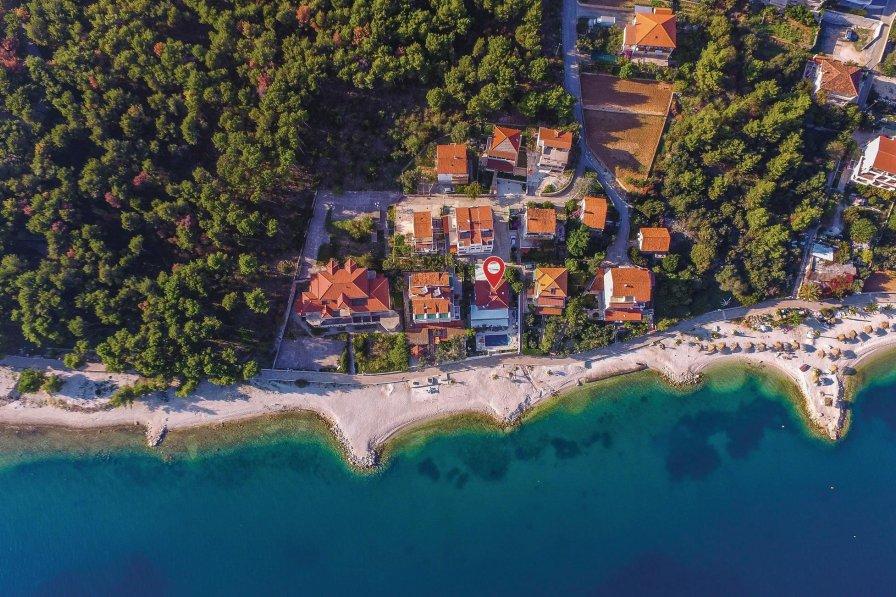 Villa in Croatia, Seget Donji