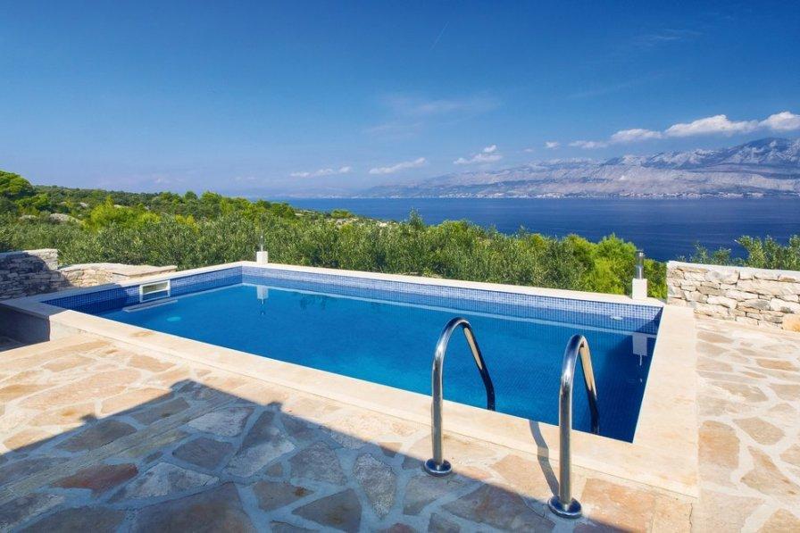 Villa in Croatia, Postira: OLYMPUS DIGITAL CAMERA