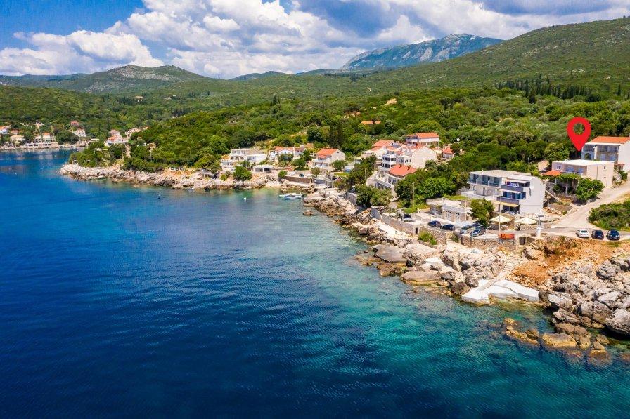 Apartment in Croatia, Molunat