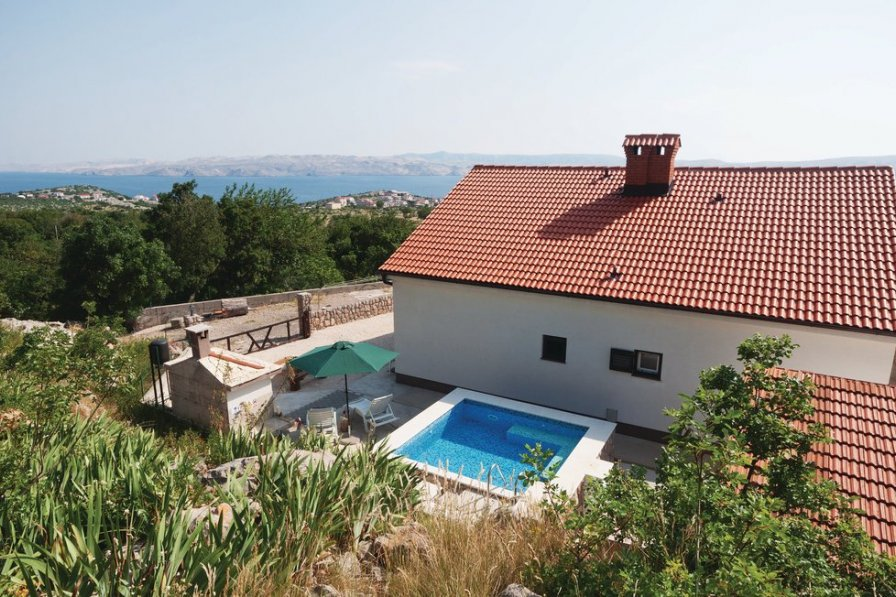 Apartment in Croatia, Cesarica