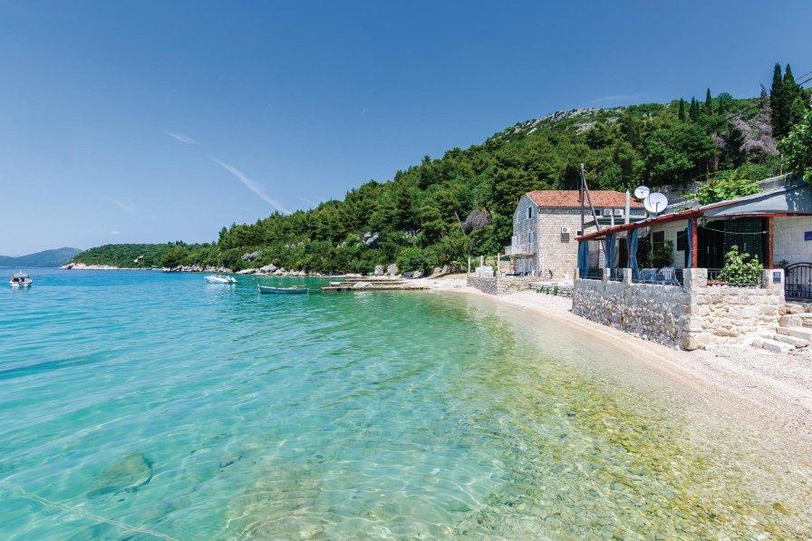 Slano holiday villa rental